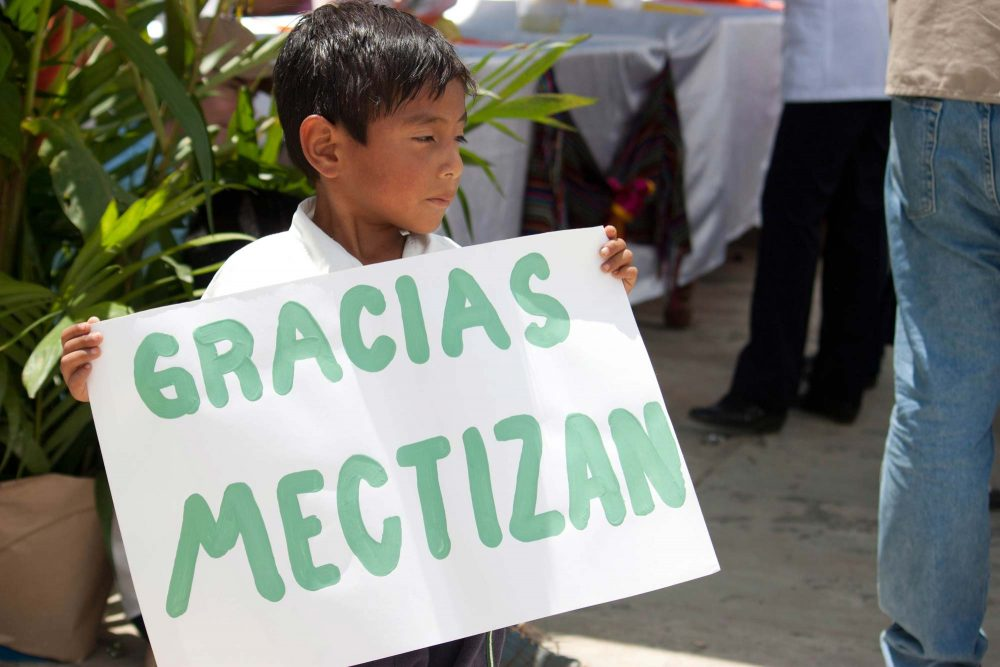 Guatemala is the fourth country to eliminate river blindness!